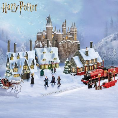 HARRY POTTER Illuminated Village Collection by