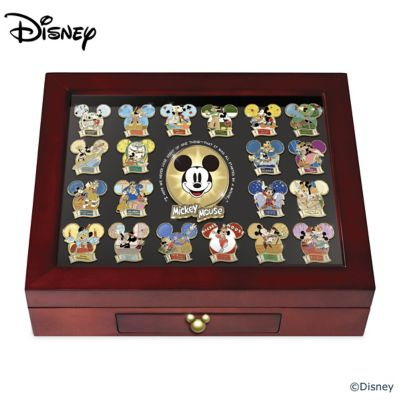 The Magical Moments Of Mickey Mouse Pin Collection by