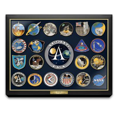 NASA Apollo Missions 50th Anniversary Commemorative Pins by
