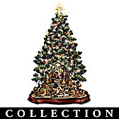 Nativity Scene Christmas Tree Collection
