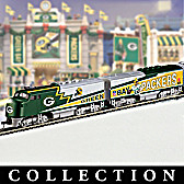 Green Bay Packers Express Train Collection