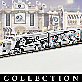 Oakland Raiders Express Train Collection