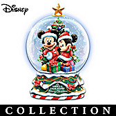 Disney Holiday Miniature Snowglobe Collection