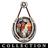 John Wayne: Thundering Justice Wall Decor Collection
