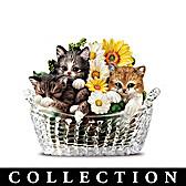 Garden Purr-fection Figurine Collection