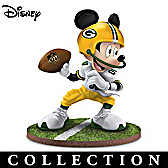 Football Fun-atics Green Bay Packers Figurine Collection