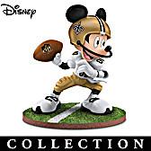 Football Fun-atics New Orleans Saints Figurine Collection