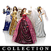 Nene Thomas Angels Of Virtue Figurine Collection