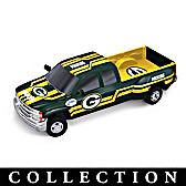 Victory Road Packers Pick-Up Sculpture Collection