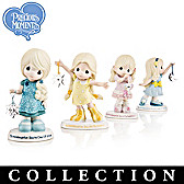 Symbols Of Love For My Granddaughter Figurine Collection
