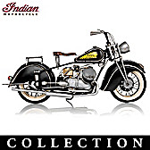 The Indian Motorcycle Adventure Sculpture Collection