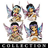 Charming Spirits Figurine Collection