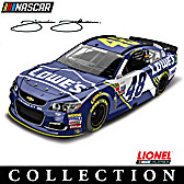 Jimmie Johnson No. 48 Lowe's 2017 Diecast Car Collection