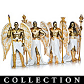 Empowering Guardian Angels Sculpture Collection