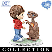 E.T.-The Extra-Terrestrial Figurine Collection