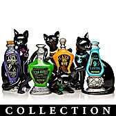 Black Magic Mystic Potions Figurine Collection