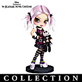 The Nightmare Before Christmas Girls Figurine Collection