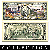 The All-New U.S. $2 Statehood Bills Currency Collection