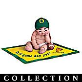 Oregon Ducks #1 Fan Commemorative Baby Doll Collection