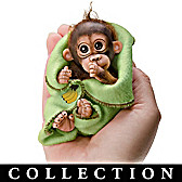 Cuddly Cuties Monkey Doll Collection