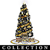 Pittsburgh Steelers Christmas Tree Collection