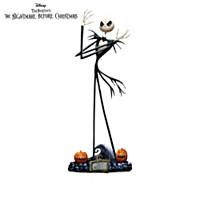 The Nightmare Before Christmas Sculptures with FREE Jack Heads