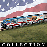 America's Freedom WWII Flyers Train Collection