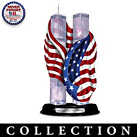 We Will Never Forget 9/11 Sculpture Collection