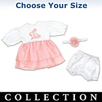 Sweet Celebrations Baby Doll Accessory Set Collection