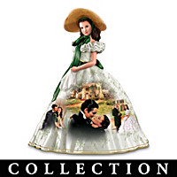 Gone With The Wind Figurine Collection
