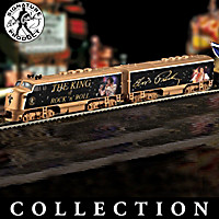 King Of Rock \'n\' Roll Express Train Collection