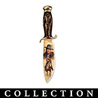 John Wayne Knife Replica Collection