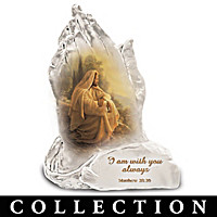 In God\'s Hands Figurine Collection