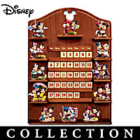 Mickey Mouse And Minnie Mouse Perpetual Calendar Collection