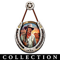 John Wayne: Thundering Justice Wall Decor Collection