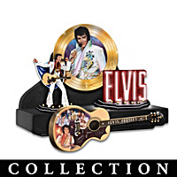 Elvis Presley: Showcase Of The King Sculpture Collection