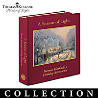 A Season Of Light: Thomas Kinkade\'s Holiday Print Collection