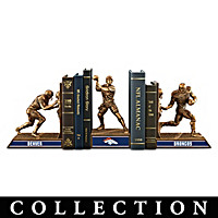 Denver Broncos Legacy Bookends Collection