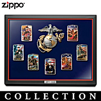 Semper Fidelis Zippo® Lighter Collection