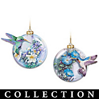 Spirit Of The Season Ornament Collection