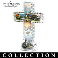 Thomas Kinkade Inspirations Of Hope Cross Collection