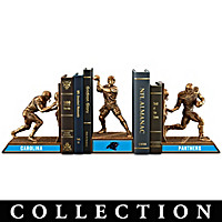 Carolina Panthers Legacy Bookends Collection