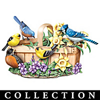 Nature\'s Songbook Sculpture Collection