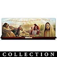 The Light Of Life Collector Plate Collection