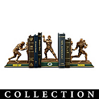 Green Bay Packers Legacy Bookends Collection