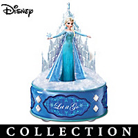 Disney FROZEN Figurine Music Box Collection