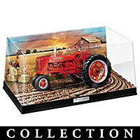 Farmall Heritage Sculpture Collection