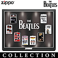 The Beatles: Eight Days A Week Zippo® Lighter Collection