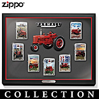 Farmall: An American Tradition Zippo® Lighter Collection