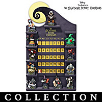 The Nightmare Before Christmas Perpetual Calendar Collection